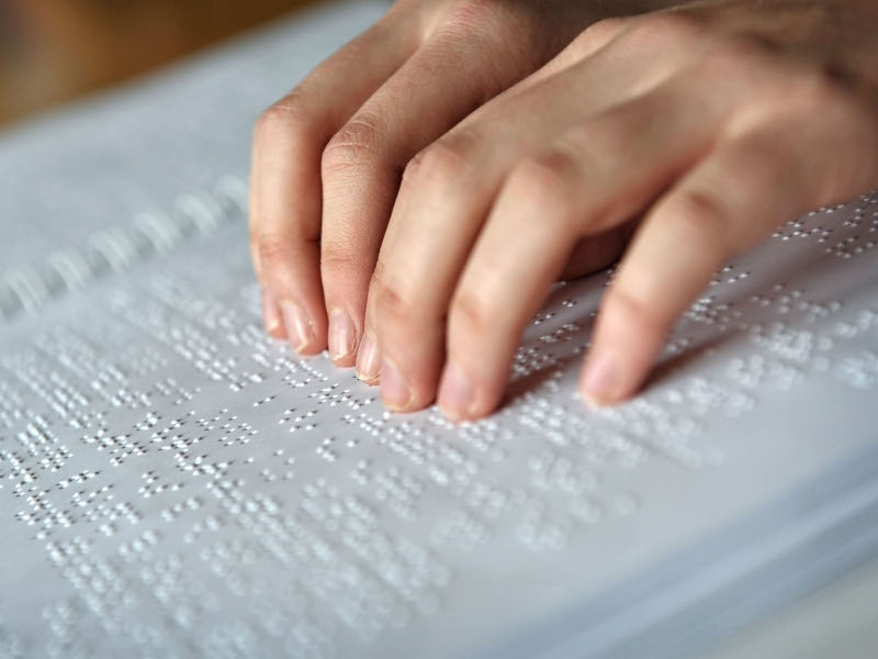 Leia mais sobre Dia Mundial do Braille